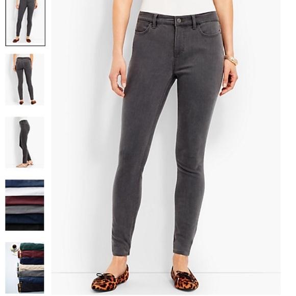 bcf80fc668407d Talbots Pants | Flawless Five Pocket Jegging | Poshmark
